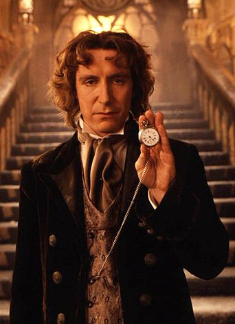 Paul McGann as the Eighth Doctor